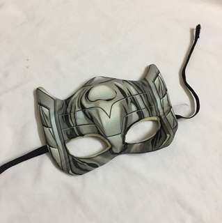 Mask for boys costume