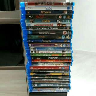 Original Blu Ray Titles Movie Bluray
