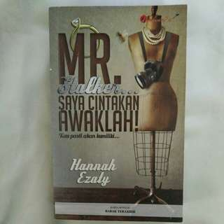 Mr.Stalker Saya Cintakan Awaklah!