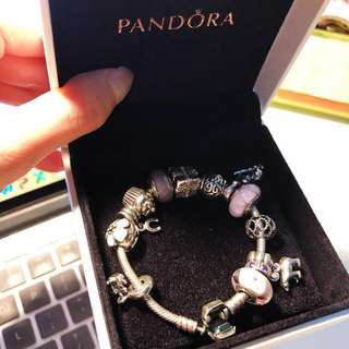 100% AUTHENTIC Pandora Bracelet Set *also selling individually