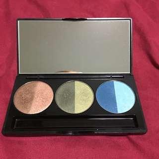 Authentic Revecen pallet eyeshadow - 3 colors
