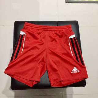 Pre-loved Authentic Adidas boys shorts