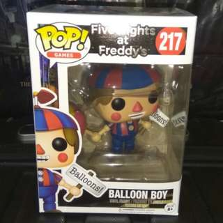 [PRE-ORDER] Balloon Boy Five Nights at Freddy's Funko Pop