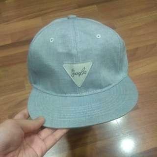 🚚 網美水藍棒球帽