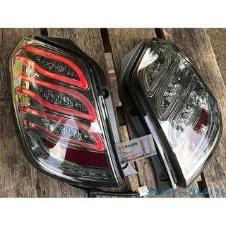 Perodua Axia LED Tail Lamp Light Bar