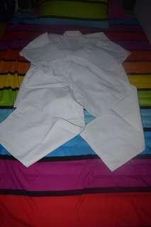 Tegi (Baju Karate)