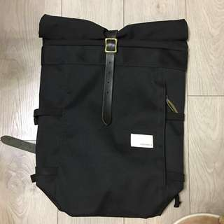 Nanamica cycling bag black