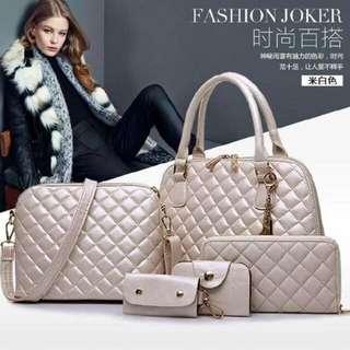 6in1 Fashion Joker Bag