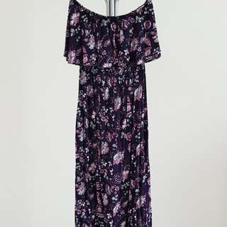 Cotton On Flora Long Dress