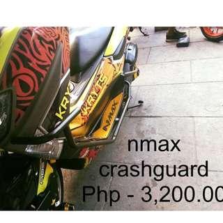 NMAX CRASH GUARD