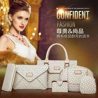 6in1 Confident Bags