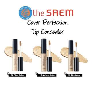The Saem Cover Perfection Tip Concealer 遮瑕液