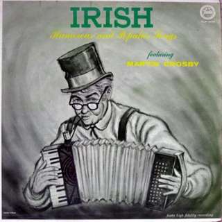 Irish Songs vinyl LP