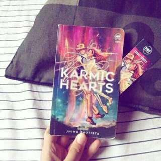 Karmic Hearts by Jhing Bautista