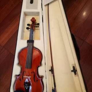 二手小提琴(九成新)(附贈禮品多)