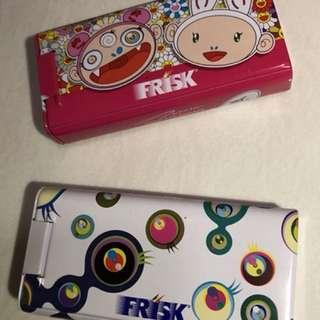 Frisk Candy Boxes by Takashi Murakami
