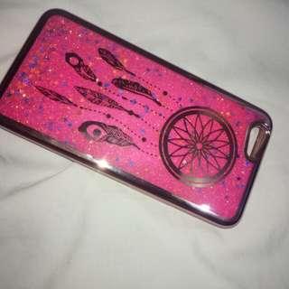 Oppo F1s Liquid Glitter Case