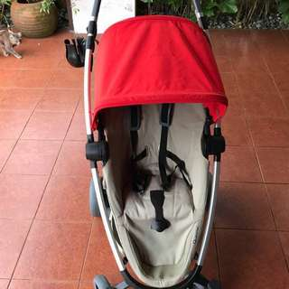Quinny flex plus stroller