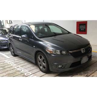 Honda Stream 1.8 Auto Sunroof