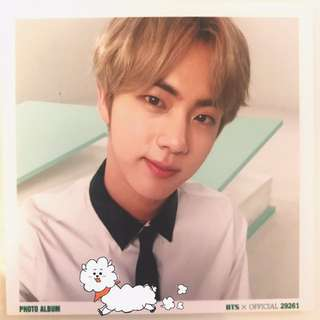 BTS 3rd muster 相(Jin)