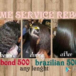 REBOND or Brazilian