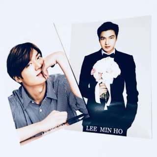 Lee Min Ho A3 Poster - 2 for 300
