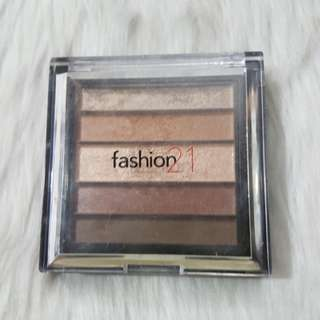 Eyeshadow Kit Fashion21