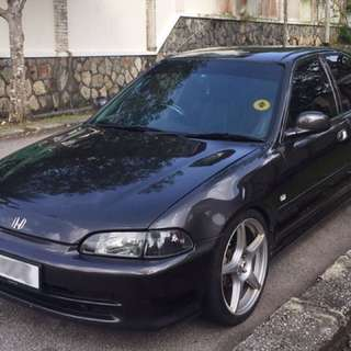 Honda Civic Auto 1.6