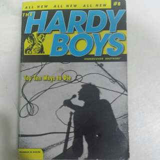 The Hardy Boys #8: Top Ten Ways To Die