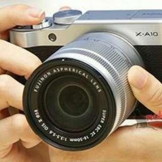 Fuji Film Xa-10 Kredit tanpa kartu kredit proses cepat 30mnt