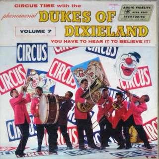Dixieland on vinyl LP