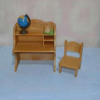 Sylvanian Families Study Table