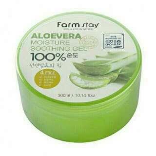 FarmStay Aloe Vera Soothing Gel