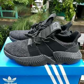Adidas Prophere Full Black Premium Original 100%