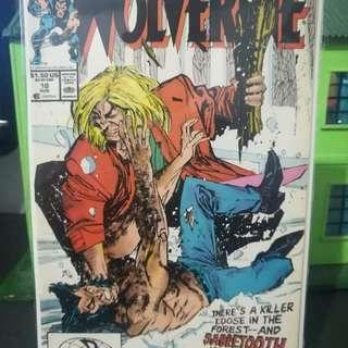 Wolverine vol2 #10