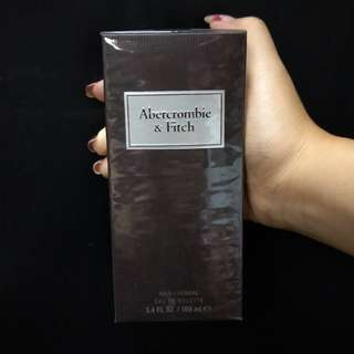 Abercrombie First Instinct 100ml Perfume (New)