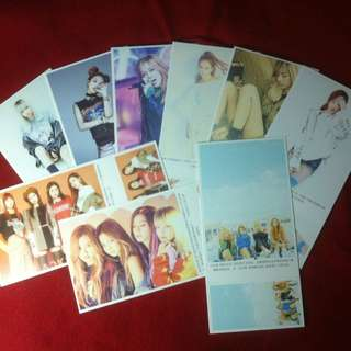 Post CArd Blackpink