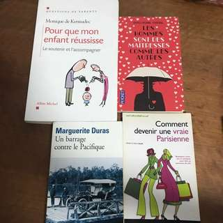 French books sale!!