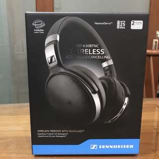 Sennheiser 4.50 BTNC Headphones *MINT CONDITION*