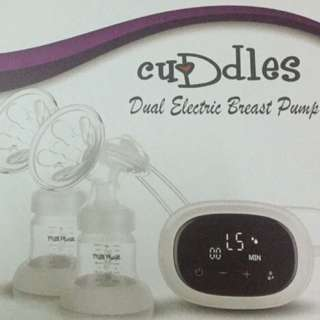 Milk Planet double electric breast pump
