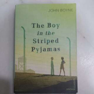 #Easter20 The Boy in the Striped Pyjamas