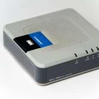 Aztech DSL1000ER 4 Port ADSL2/2+ Ethernet Modem Router