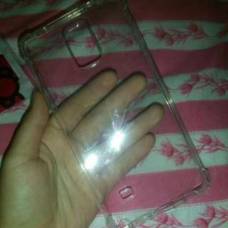 Note 4 Clear Phone Case
