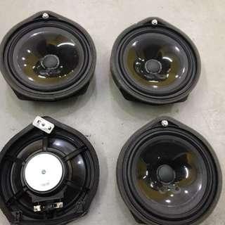 Honda Vezel stock speakers