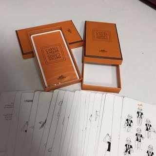 Hermès Card