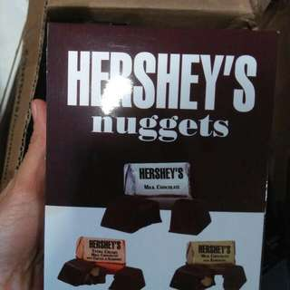 Hersheys Nuggets Box