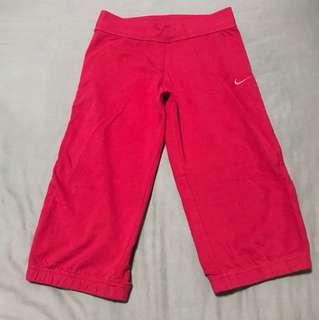 Nike Girls cropped pants