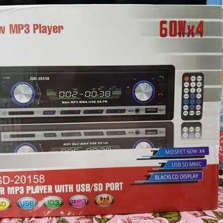 Car MP3 Player 60wx4