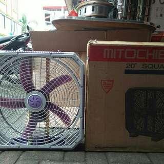 "Kipas angin mitochiba 20"" tipe 822"