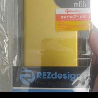 REZdesign 5000mAh Powerbank